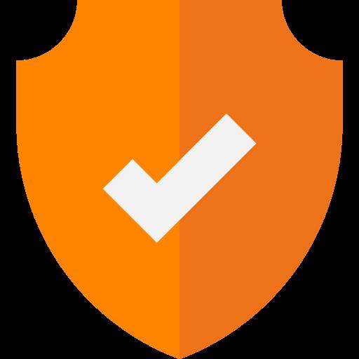 Symbole bouclier et protection