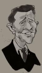 Jean-Noël Didrich caricature